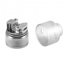Wasp Nano RDTA 22mm White – Oumier