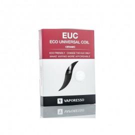 Resistencias cerámica EUC 0.3 ohms – Vaporesso