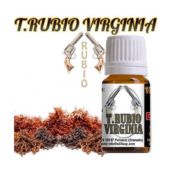 Aroma Tabaco Rubio Virginia 10ml – Oil4vap