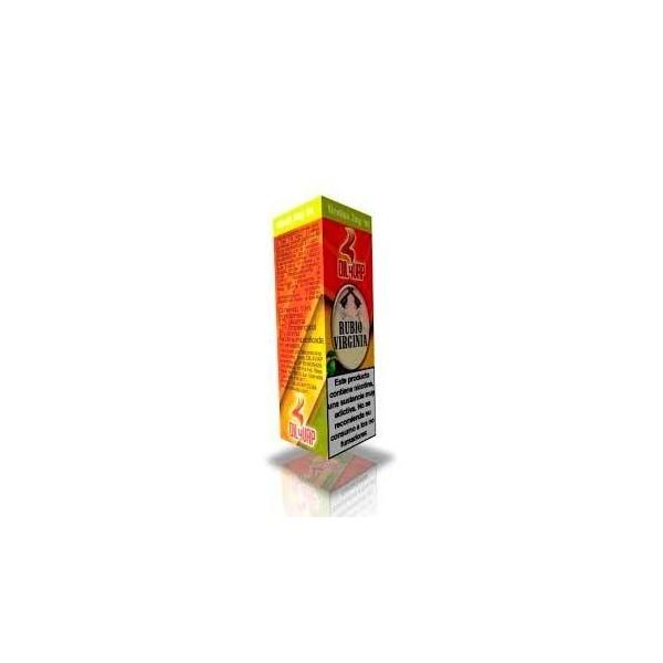 Tabaco Rubio Virginia 10ml 3mg – Oil4vap