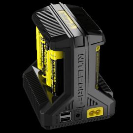 Cargador Nitecore Intellicharger New I8 Li-ion/NiMH