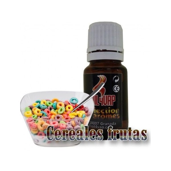 Aroma Cereales Frutas 10ml – Oil4vap