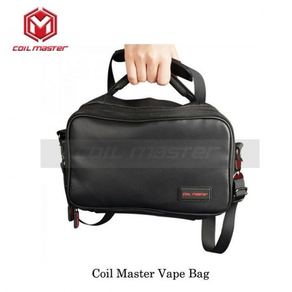 Vape Bag – Coil Master