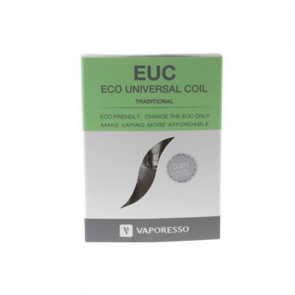 Resistencias EUC 0.3 ohms – Vaporesso