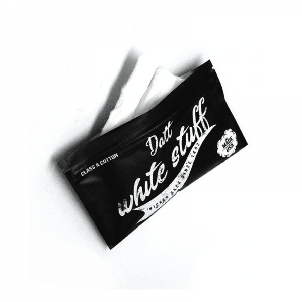 Datt White Stuff Cotton Wick