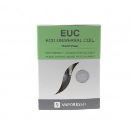 Resistencias EUC 0.4 ohms – Vaporesso