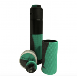 Embellecedores Mecha DJV Black & Green – MTVShop