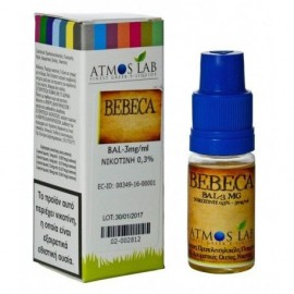 Bebeca 10ml 0mg – Atmos Lab
