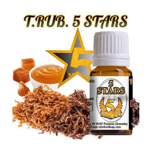 Aroma Tabaco Rubio 5 Stars 10ml – Oil4vap