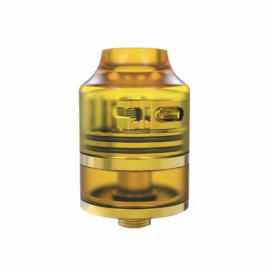 Wasp Nano RDTA 22mm Transparent Gold – Oumier