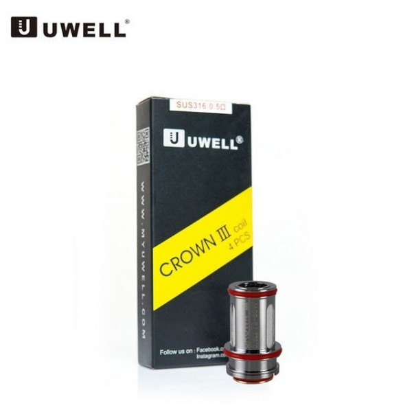 Crown III Coil 0.25 ohm – Uwell
