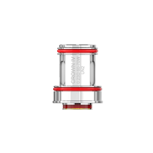 Crown IV Coil 0.40 ohm – Uwell
