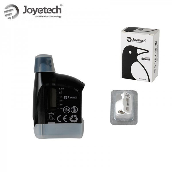 ATOPACK Cartucho 2ml + coil 0.25ohm – Joyetech