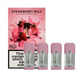 KILO Pods Strawberry Milk 20mg (1X Unidad)