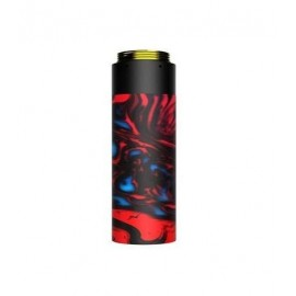 Stacked Tube Mechlyfe Arcless Resin Red – Ambition Mods