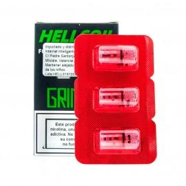 Hellcoil H3-01 Grimm Pod 0,7 – Hellvape