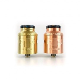 Kali RDA V2 Brass Edition 25mm BF – QP Design