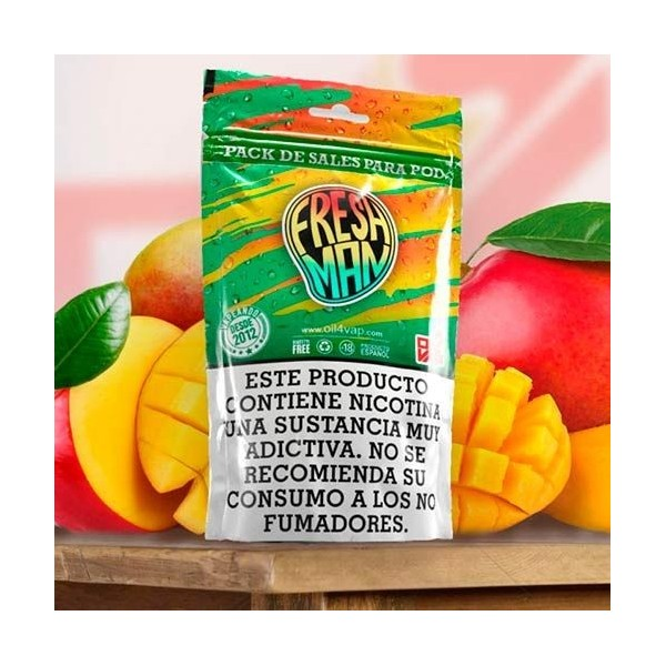 Fresh Mango Pack de Sales 23ml – Oil4vap
