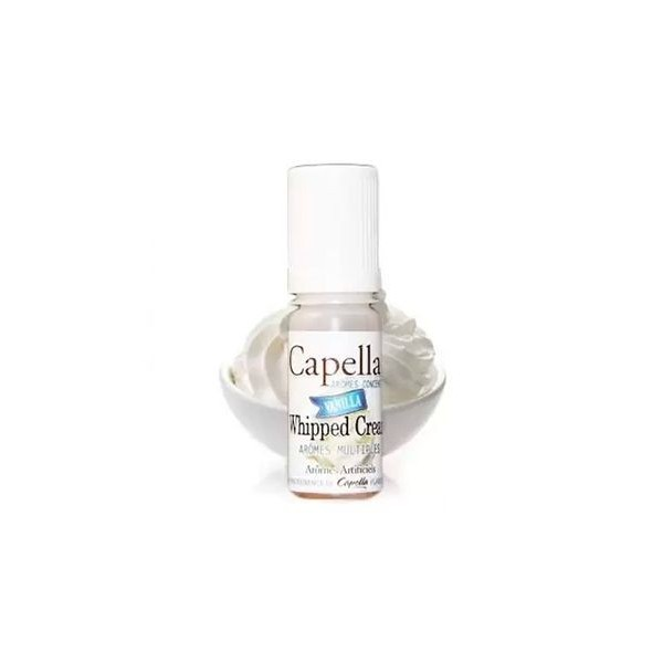 Aroma Vanilla Whipped Cream 10ml – Capella