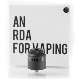 AN RDA Black – Vaping Coilturd
