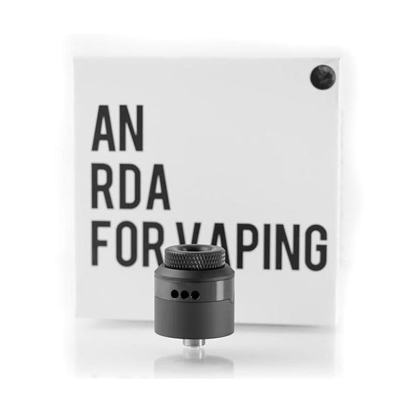 AN RDA Black – Vaping Coilturd