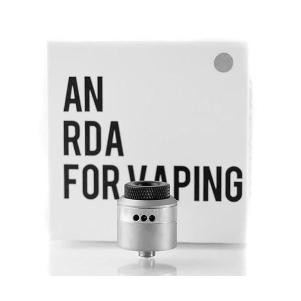 AN RDA SS – Vaping Coilturd