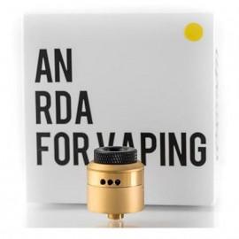 AN RDA Gold – Vaping Coilturd