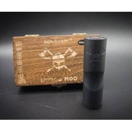 Viking Mod Full Black – Serisvape