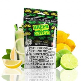 Green & Yellow Pack de Sales 23ml – Oil4vap