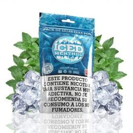 Iced Menthol Pack de Sales 23ml – Oil4vap