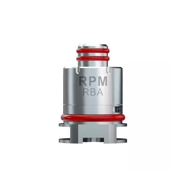 RBA Rpm + Coil 0.6 – Smok