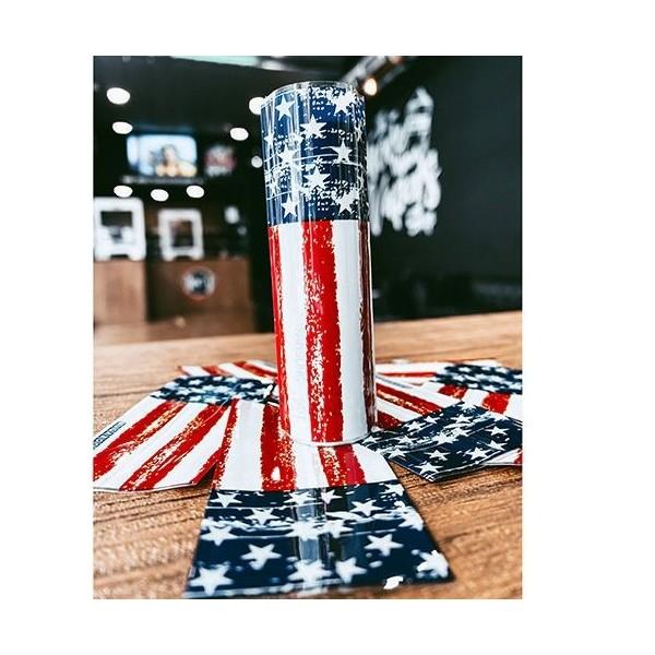 Wrap 20700/21700 USA FLAG