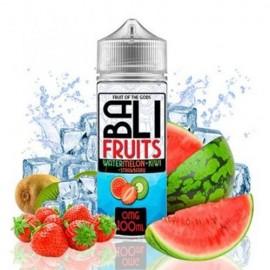 Watermelon Kiwi Strawberry ICE 100ml – Bali Fruits By Kings Crest