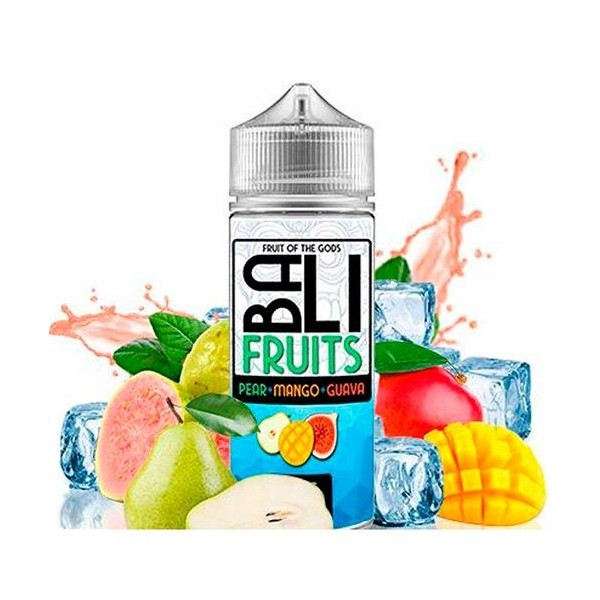 Pear Mango Guava ICE 100ml – Bali Fruits By Kings Crest