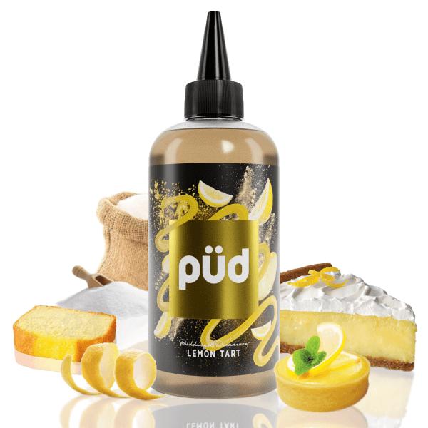 Lemon Tart 200ML – Püd – Joe's Juice
