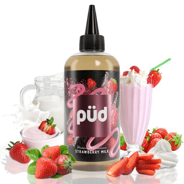 Strawberry Milk 200ML – Püd – Joe's Juice