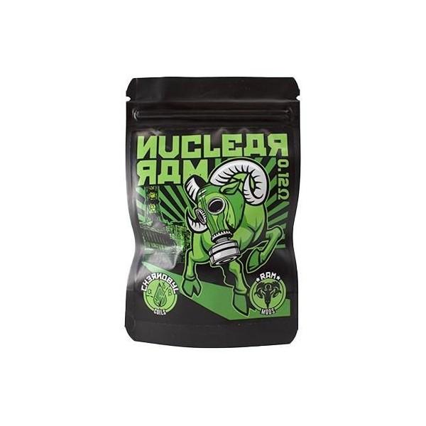 Nuclear Ram 0.12 Ohms – Chernobyl Coils y Ram Mods