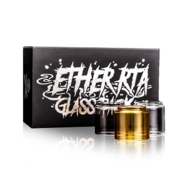 Ether Glass Pack 4ml – Suicide Mods y Vaping Bogan