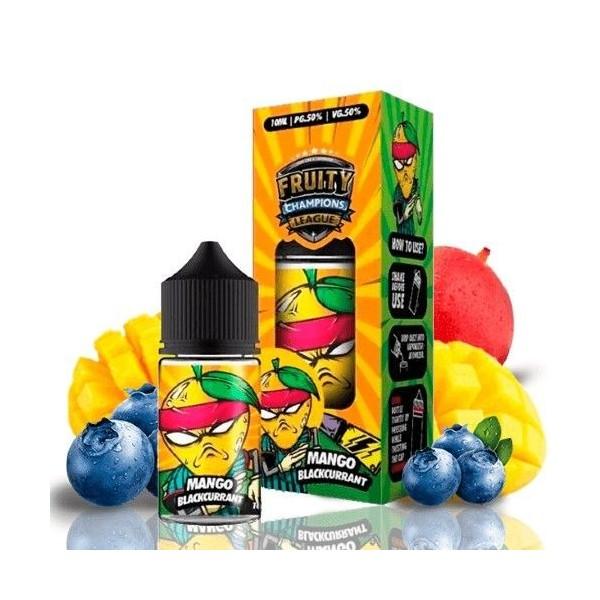 Aroma Mango Blackcurrant 30ml – Fruity Champions League