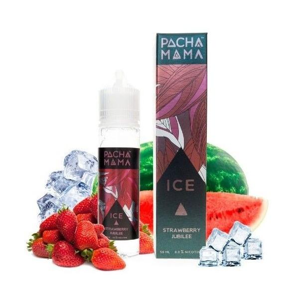 Pachamama Ice Strawberry Jubilee 50ml – Charlie's Chalk Dust