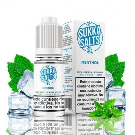 Menthol Menthol 10ml 10mg – Sukka Salts
