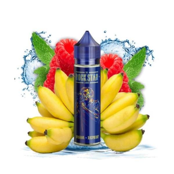 Banana Rasperry 50ml – The Rockstar