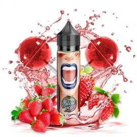 Strawberry Gum Lollypop 50ml – Sweet Blow Pop