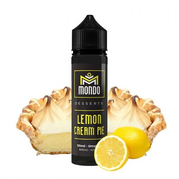 Lemon Cream Pie 50ml – Mondo Eliquids