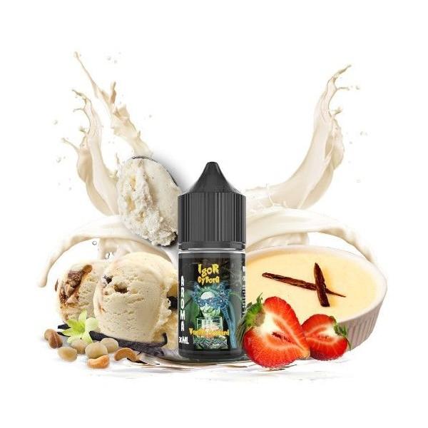 Aroma Igor Cyborg Vanilla Custard 30ml – Vaperpunk