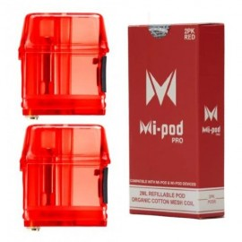 Cartucho Mi-Pod Pro Red (2 unidades) – Smoking Vapor