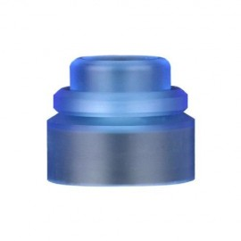 Nova RDA 22mm Cap Blue – Gas Mods