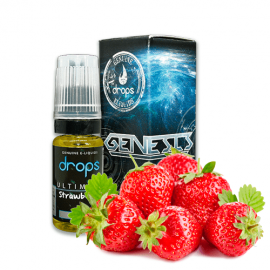 Ultimate Strawberry 10ml 3mg – Drops