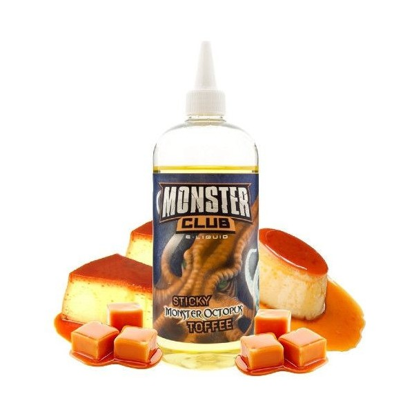 Sticky Monster Octopus Toffee 450ml – Monster Club
