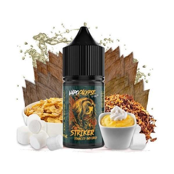 Striker Tobacco Bastard 20ml – Vapocalypse